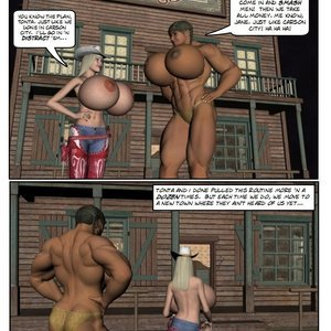 Juggs Jane and Tonta - Issue 1 comic 001 image