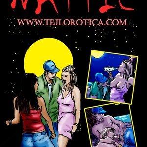 Nattie comic 001 image
