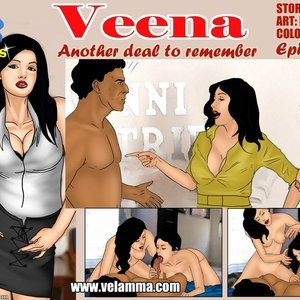 Veena – Issue 8 Velamma Comics