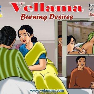 Velamma – Issue 18 Velamma Comics