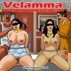 Velamma – Issue 36 Velamma Comics