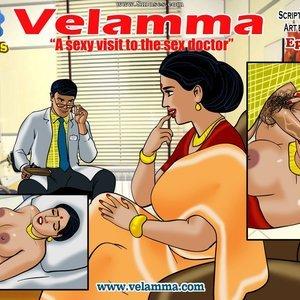 Velamma Comics Velamma - Issue 37 gallery image-001