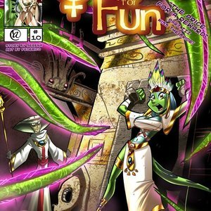 Quest for fun 10 Vixine Comics
