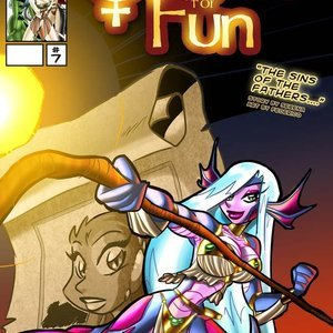 Quest for fun 7 Vixine Comics