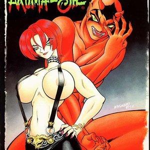 Wingbird Comics – Akuma-She thumbnail