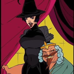 Witch 12 Witch Cartoons