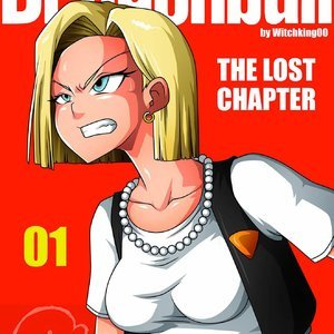 Dragon Ball – The Lost Chapter – Issue 1 Witchking00 Comics