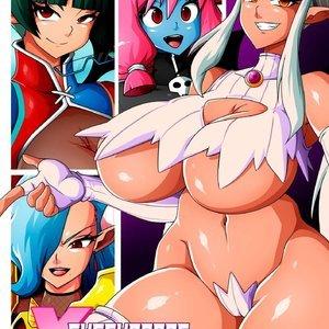 Part 1 (Witchking00 Comics) thumbnail