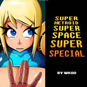 Super Metroid Super Space Super Special Witchking00 Comics
