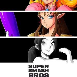 Super Smash Bros – Issue 1 (Witchking00 Comics) thumbnail
