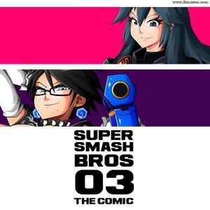 Super Smash Bros – Issue 3 (Witchking00 Comics) thumbnail