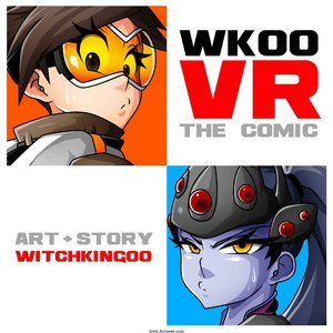 VR The Comic –  Overwatch – Issue 1 (Witchking00 Comics) thumbnail