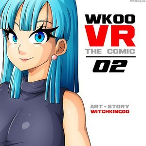 VR The Comic –  Overwatch – Issue 2 (Witchking00 Comics) thumbnail