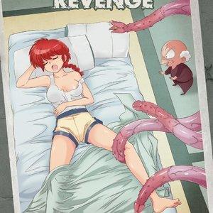 Happosais Revenge X-Teal Comics