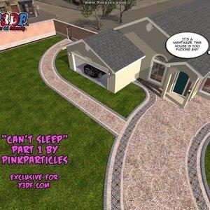 Cant Sleep Your3DFantasy Comics