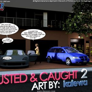 Caught and Busted 2 Your3DFantasy Comics
