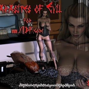 Parasites of Evil Your3DFantasy Comics