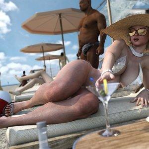 Madelyn – Beach Bum (ZZ2Tommy Comics) thumbnail