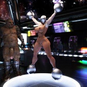 Morgan – Sci-Fi Slaves (ZZ2Tommy Comics) thumbnail