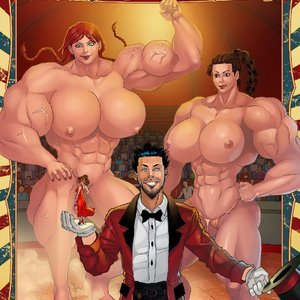 Circus of Size – Issue 1 ZZZ Comics