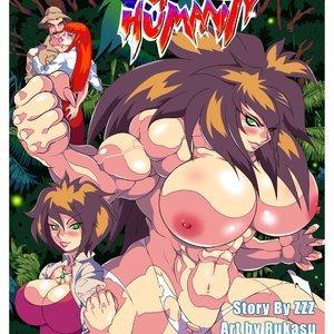 Edge of Humanity – Issue 1 ZZZ Comics