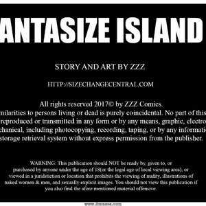 Fantasize Island – Issue 2 (ZZZ Comics) thumbnail
