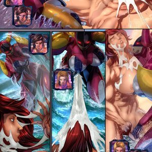 ZZZ Comics GTS Rift gallery image-049