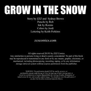 Grow in the Snow - Issue 1 image 002