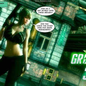 Growout – Issue 3 (ZZZ Comics) thumbnail