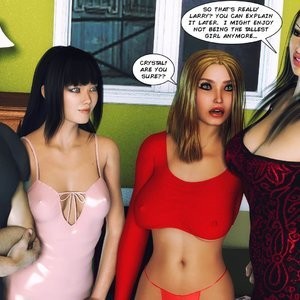 Just One More Inch - Issue 2 image 036