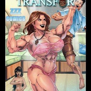Nozama Transfer – Issue 2 ZZZ Comics