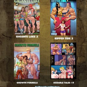 Sizeable Double Feature - Issue 2 image 021