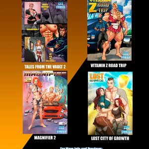 Sizeable Tales - Issue 20 image 021