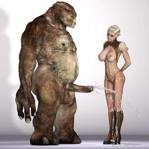 ZZomp Comics Tihanna Loves Goblins gallery image-004