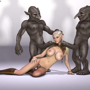 ZZomp Comics Tihanna Loves Goblins gallery image-006