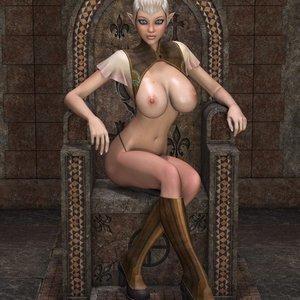 ZZomp Comics Tihanna Loves Goblins gallery image-007