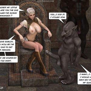ZZomp Comics Tihanna Loves Goblins gallery image-009