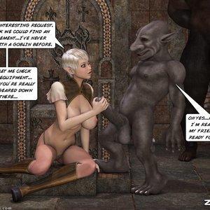 ZZomp Comics Tihanna Loves Goblins gallery image-010