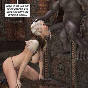ZZomp Comics Tihanna Loves Goblins gallery image-015