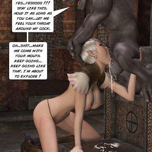 ZZomp Comics Tihanna Loves Goblins gallery image-016