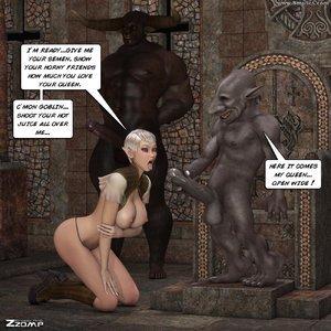 ZZomp Comics Tihanna Loves Goblins gallery image-017