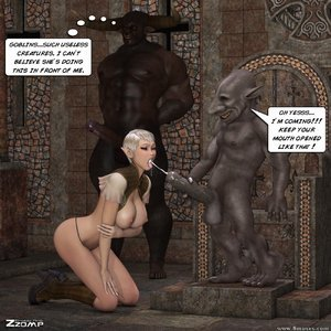 ZZomp Comics Tihanna Loves Goblins gallery image-018