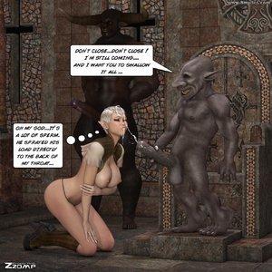 ZZomp Comics Tihanna Loves Goblins gallery image-019