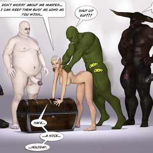 ZZomp Comics Tihanna Loves Goblins gallery image-020