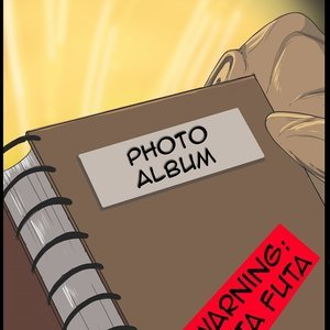 Sapling Photo Album Zaunderground Comics