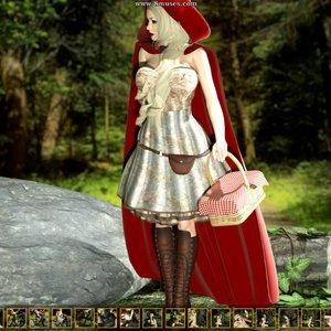 Red Riding Hood Zuleyka 3D Comics