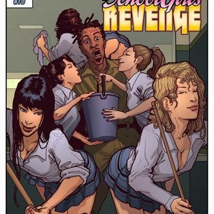 Schoolgirls revenge 10 eAdultComics Collection