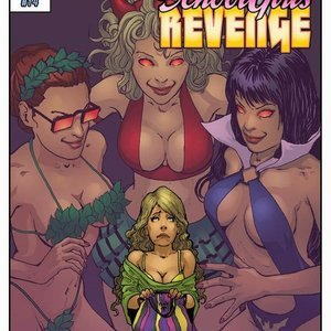 Schoolgirls revenge 14 eAdultComics Collection
